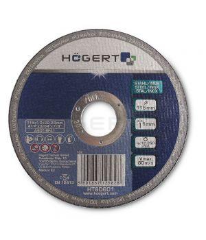 Диск 115 мм, для металла/, 1.0 мм