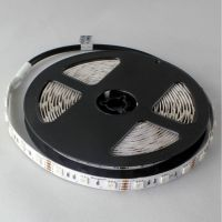 LED лента R6060AQ, RGB, 14,4W, 5050, 60шт., IP65, 12V