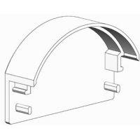 LED комплект заглушек радиальных (ЗСР2шт)