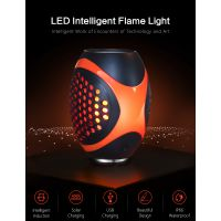 Светодиодный светильник LED автономный Smart Flame light