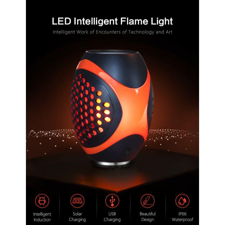 Автономный светильник Smart Flame light