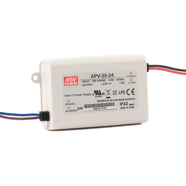 Блок питания MW APV-35-24, IP30