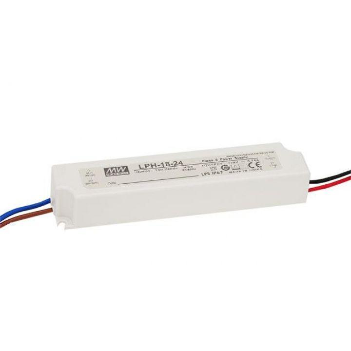 Блок питания MW LPH-18-12,IP67