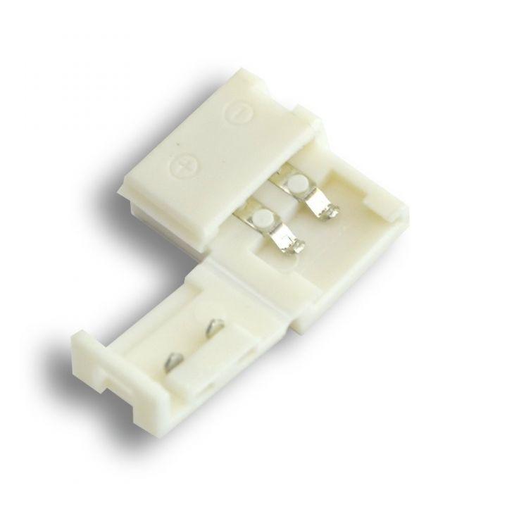 Коннектор 2 контакта, для одноцветной LED ленты 10 мм