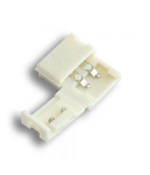 Коннектор 2 контакта, для одноцветной LED ленты 8 мм