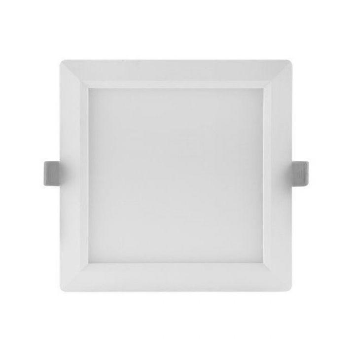 Светодиодный светильник DL SLIM SQ210 18W 4000K WT IP 20 LEDVO
