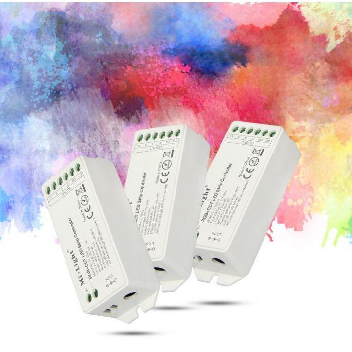 Контроллер для LED ленты RGB+CCT (2.4GHz)