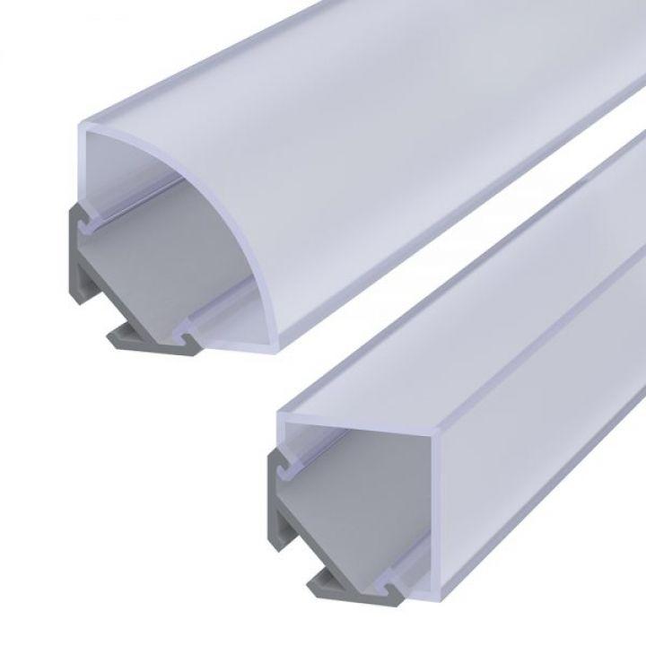 LED алюминиевый профиль ЛСУ, 2м