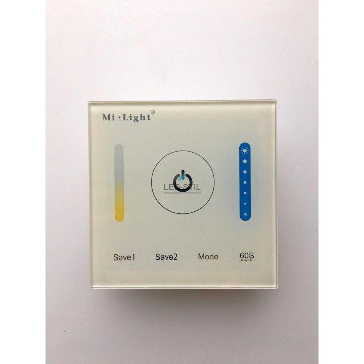 Touch панель диммер с ф.изменения Т.свечения
