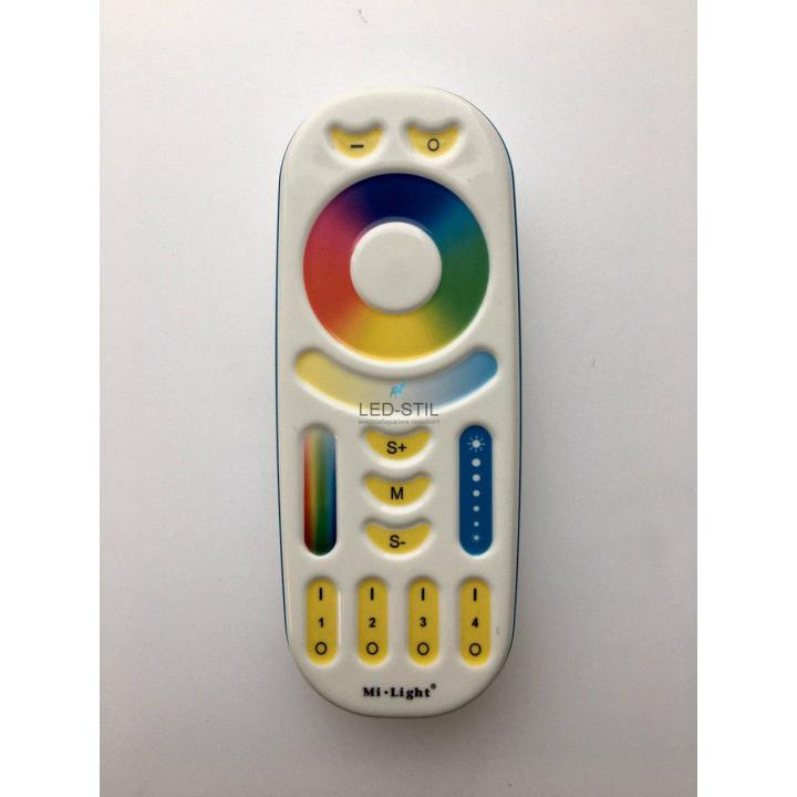 4-х зонный пульт управления RGB+RGBW+CCT