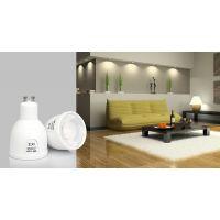 LED лампа с дистанционным управлением, 5Вт, GU10. 2700-6500K, RF2.4 GHz