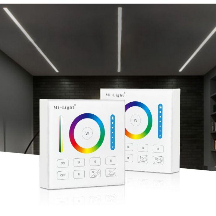 1 зонная Touch панель диммер Dual White\\RGB\\RGBW\\CCT