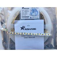 LED лента RD08C0TC-B, 3000K, 8,6 W, 2835, 120 шт., IP20, 24V, 810лм