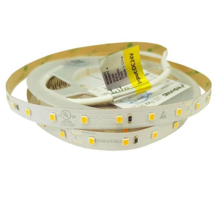 LED лента RD0064TC-A, 3000K, 6W, 2835, 64 шт., IP33, 24V, 935лм