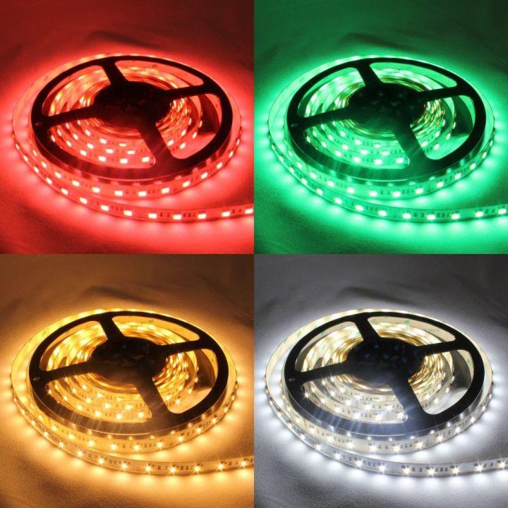LED лента LED-STIL RGB+WW(2700K/6500K), 24 w, светодиоды 5050 (620-630NM;460-470NM,515-525NM,W2700