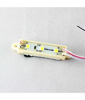 LED модуль M103TA, 0.33W, 2835, 3шт., 6000K