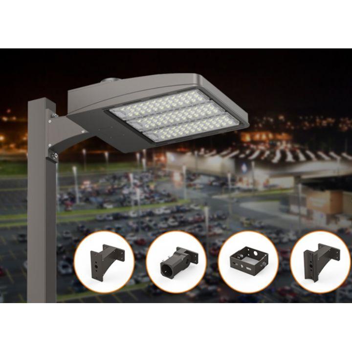 Уличный светильник LED-STIL Shoe box 75W