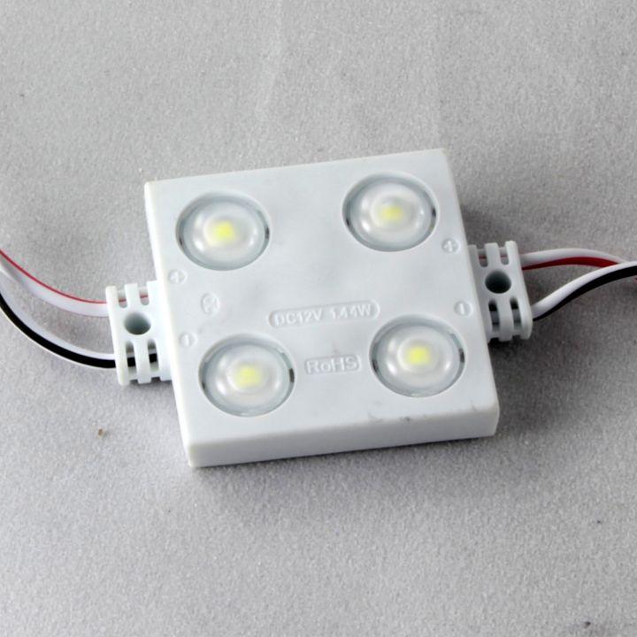 LED модуль M904TB, 1.44W, 2835, 4шт., 6000K