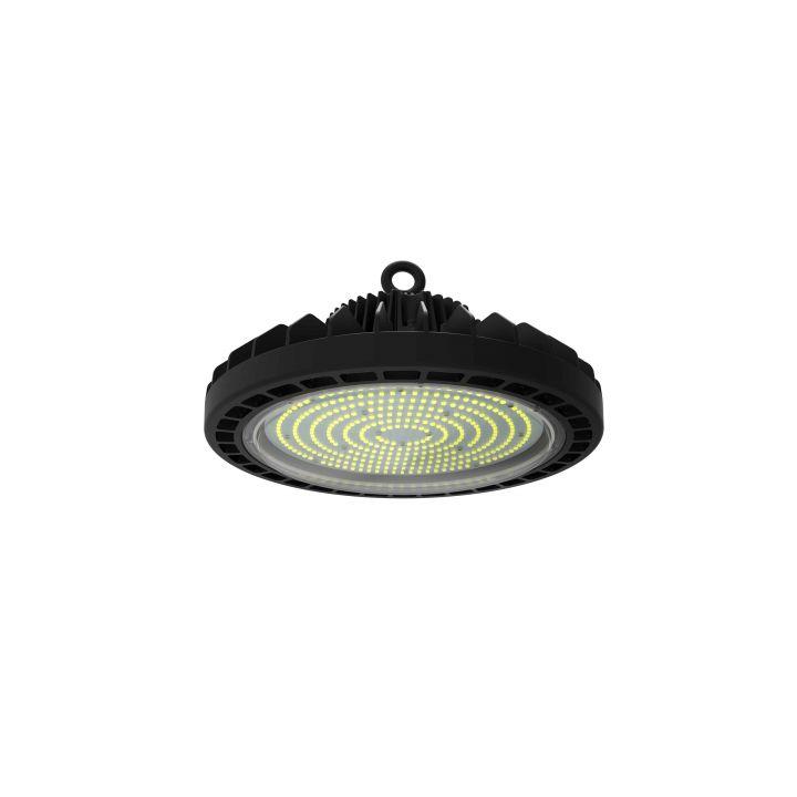 Светильник светодиодній HB07-100W-4000K (100W,150lm\w,Ф250*188mm,CRI >70.110° IP65