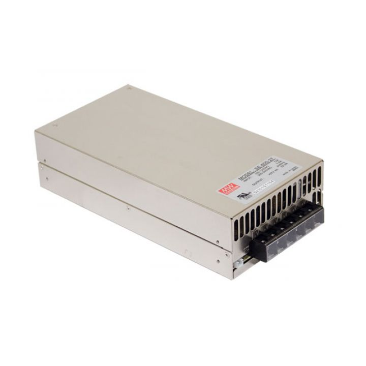 Блок питания MW SE-600-24, IP20