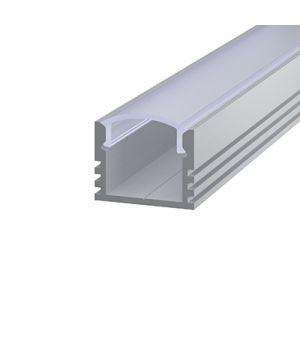 Алюминиевый профиль 12*16мм, Серебро
