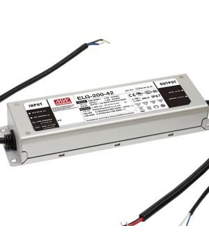 Блок питания MW ELG-300-24A IP67
