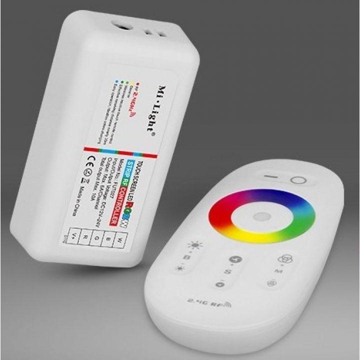 Пульт управления RGBW +контроллер (компрект 1 зона)