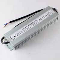 Блок питания Dim IP67, 12V, 60W, Triac+0/1-10V
