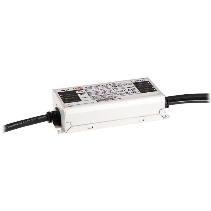 Блок питания MW XLG-100-12-A, IP67