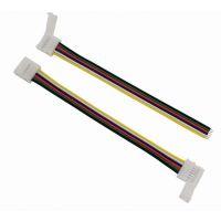 Коннектор 6 контактов,провод 15 см,для RGB+CCT LED ленты 12мм