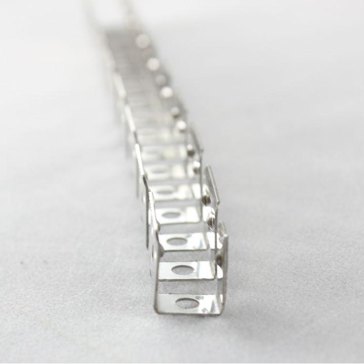 Алюминиевый профиль 8Х17мм