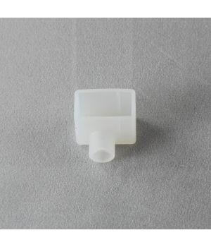 Комплект силиконовых колпачков 10Х18мм, 2 шт.