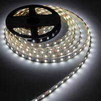 LED лента LED-STIL 2700K/6500K, 12 w, светодиоды 5050, 60 шт./м, IP20, 24V, CRI85, 1200 lm/м