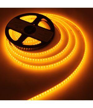 LED лента LED STIL,9,6 w, LEDs 2835, 120 шт., IP68, 12V желтый цвет свечения