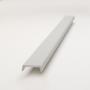 Рассеиватель матовый прямой для профиля X300, 2м