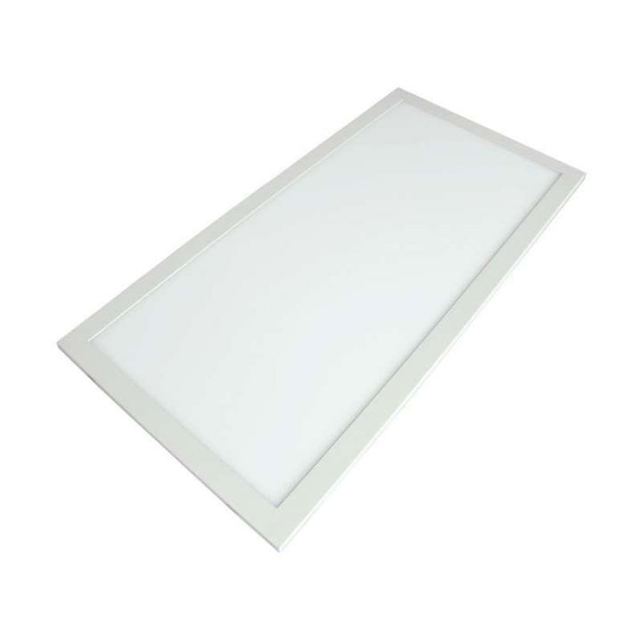Светодиодная LED панель KING (встраеваемая/накладная) 24W, 1800lm, IP54, 30x60см, 4000K, белый