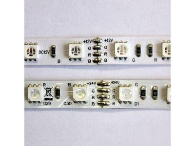 Светодиодная лента 12v или 24v — отличия, на какой остановить свой выбор?