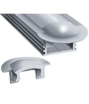 Заглушка для LED профиля 12мм универсальная ЗПВ