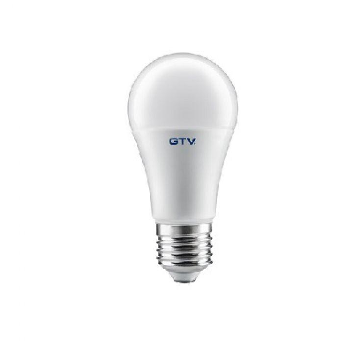 Cветодиодная лампа LED A60, SMD 2835, 3000K, E27, 15W, AC230V, 160*, 1320 lm