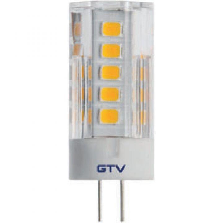 Cветодиодная лампа LED G4, 3,5W, 3000K, 12 V DC, 360*, 320lm