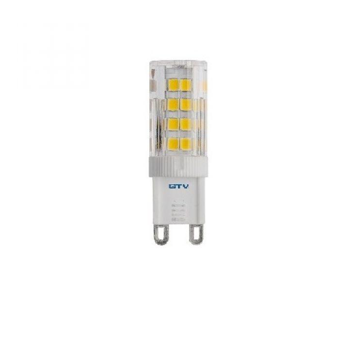 Cветодиодная лампа LED G9, 3,5W, 3000K, AC220-240V, 360*, 320lm
