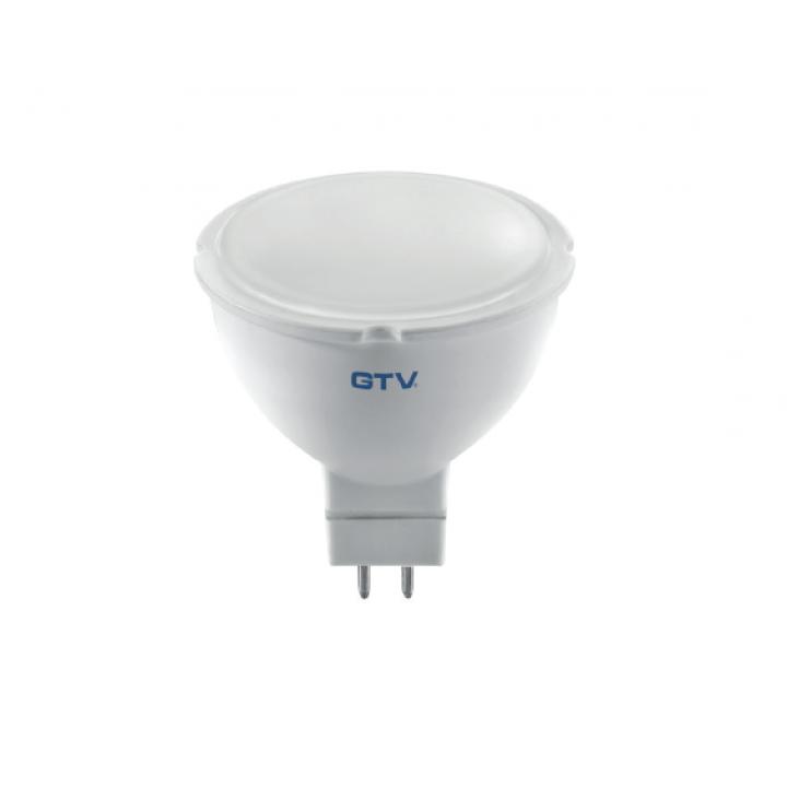 Cветодиодная лампа LED 3200K, MR16, 4W, 12V, 120*, 300 lm