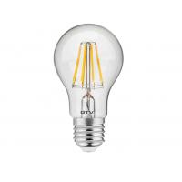 Cветодиодная лампа LED филаментная, A60, 3000K, E27, 8W, AC220-240V/50-60Hz, RA>80, 360*, 800lm