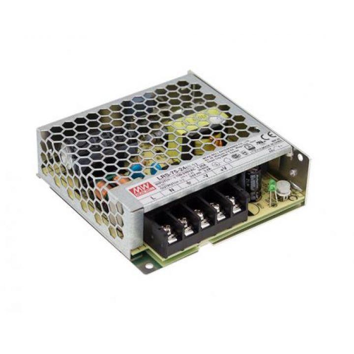 Блок питания MW LRS-75-24, IP20