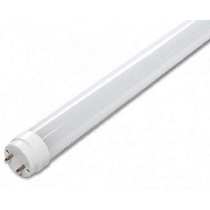 Cветодиодная лампа LED G13 T8 1200 мм 18 Вт 4000K 1-стороннее питание пластик