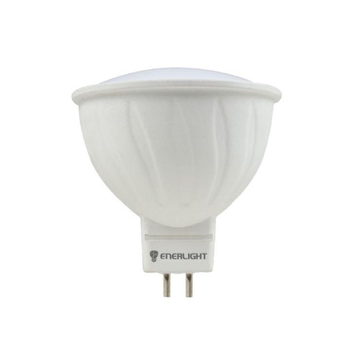 Cветодиодная лампа LED ENERLIGHT MR-16 6Вт 3000K G5.3