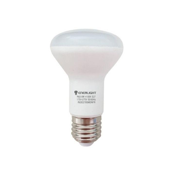 Cветодиодная лампа LED ENERLIGHT R63 8Вт 4100K E27