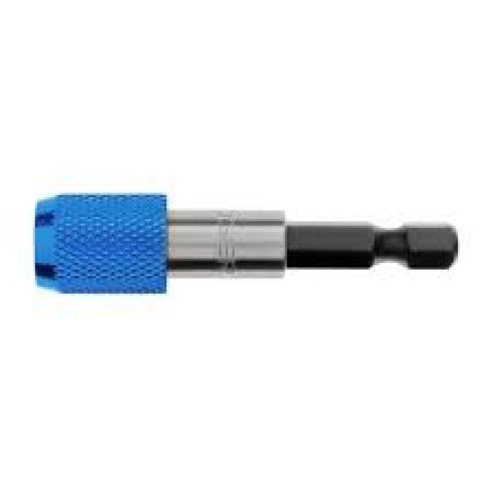 Магнитный держатель для наконечников свёрл 1/4 60мм